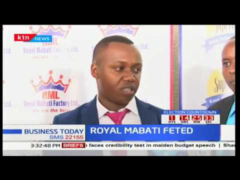 Royal Mabati Limited awarded the most coveted super brands East Africa 2017-2018 award