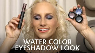 Trend to Try: Water Color Eyeshadow Look Using $9 Shades | Sephora