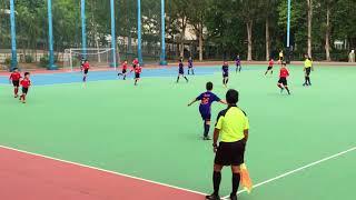 Publication Date: 2018-06-12 | Video Title: [2017-18小學校際足球比賽.港島東] 小組賽 (上半場