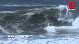 Surf - Quiksilver Pro San Francisco - Kelly  Slater 11x ASP World Champion - on REBEL.TV