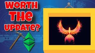 Ethereum Classic   Phoenix Miner   Latest Update Stats