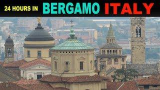 видео Бергамо