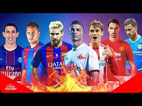 Download 2017 Skill Show ● Messi - Ronaldo - Neymar - Dybala - Ibra - Hazard - Pogba - Di Maria[Football]