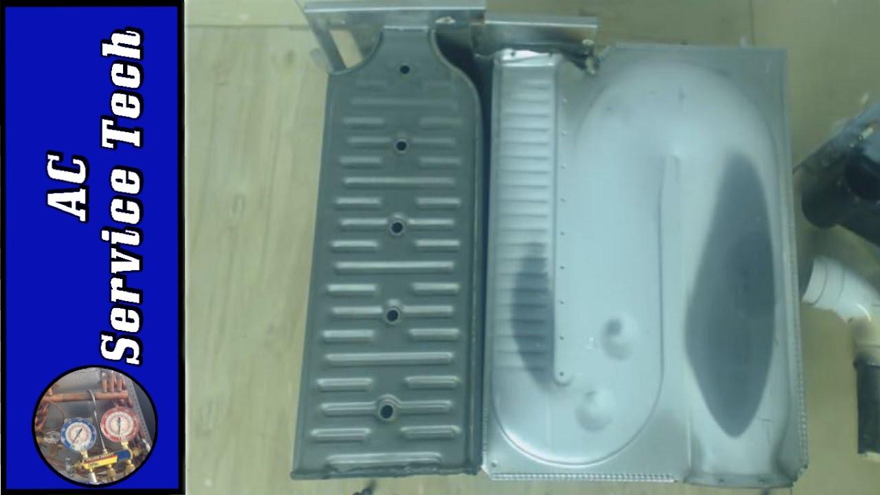 heat exchanger in furnace