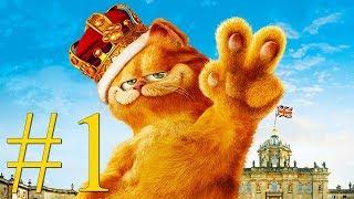 Прохождение Гарфилд 2: История двух кошек №1 Нападение мышей