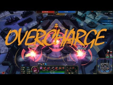 Overcharge Game Mode