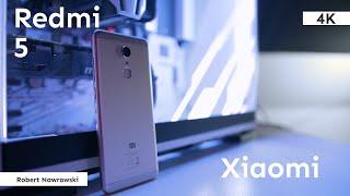Xiaomi Redmi 5 Konkurs Recenzja Krtka  Robert Nawrowski