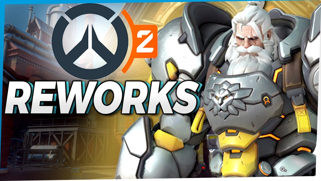 Overwatch 2 Hero Reworks - Role Changes and Balance Changes