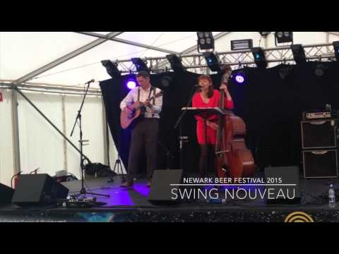 Swing Nouveau   Newark Beer Festival 2015