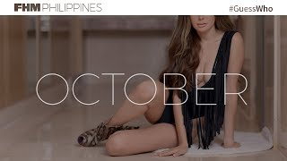 Who Is FHM's October Cover Girl?
