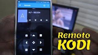 Convertir un SmartPhone Android en Control Remoto de KODI | Somos Android