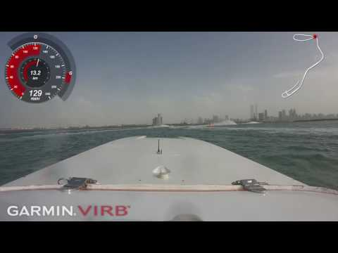 UIM Class 1 Powerboat World Championschips Abu Dhabi 2016