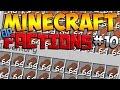 Minecraft OP Factions Ep. 10 - HUGE COW SPAWNER!