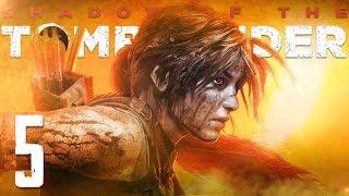 Uciśniona wioska | Shadow of the Tomb Raider [#5]