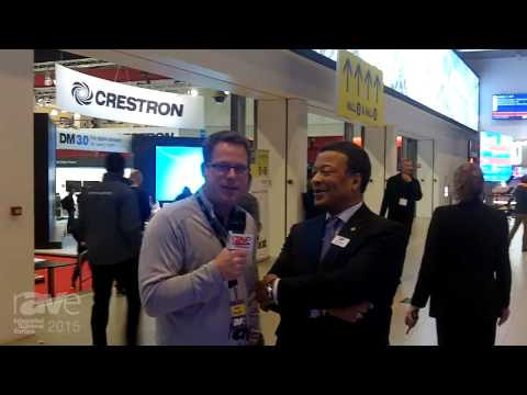 ISE 2015: Gary Kayye Speaks With Mike Blackman at the Closing of ISE 2015