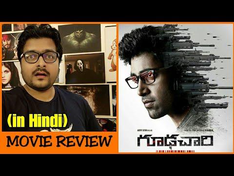 Download Goodachari (Intelligent Khiladi) - Movie Review