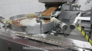 Candy Packing Machine, Flow Wrap Machine, Flow Pack Machine, Horizontal Packaging Machine