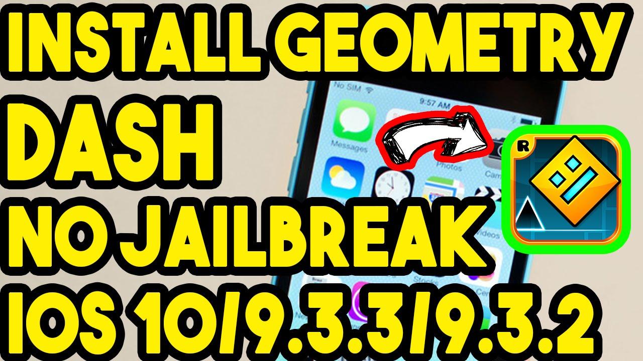 geometry dash full version free download ios no jailbreak