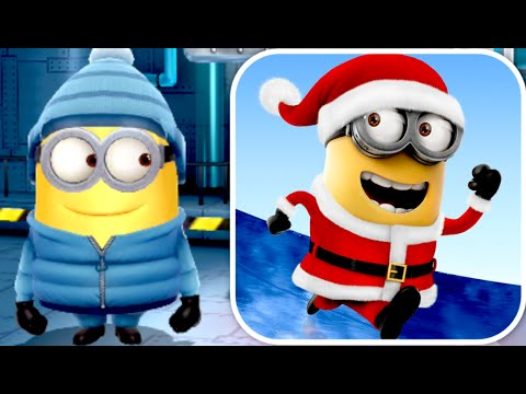 despicable me minion rush christmas update youtube - Minion Rush Christmas