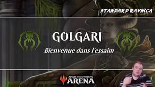 Golgari, bienvenue dans l'essaim
