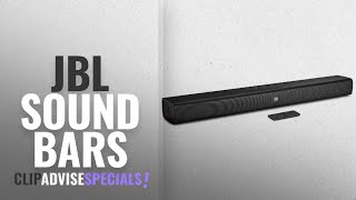 Top 5 Jbl Sound Bars [2018]: JBL Bar Studio 2.0-Channel Soundbar with Bluetooth