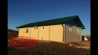 AG Business - Spatii comerciale din containere