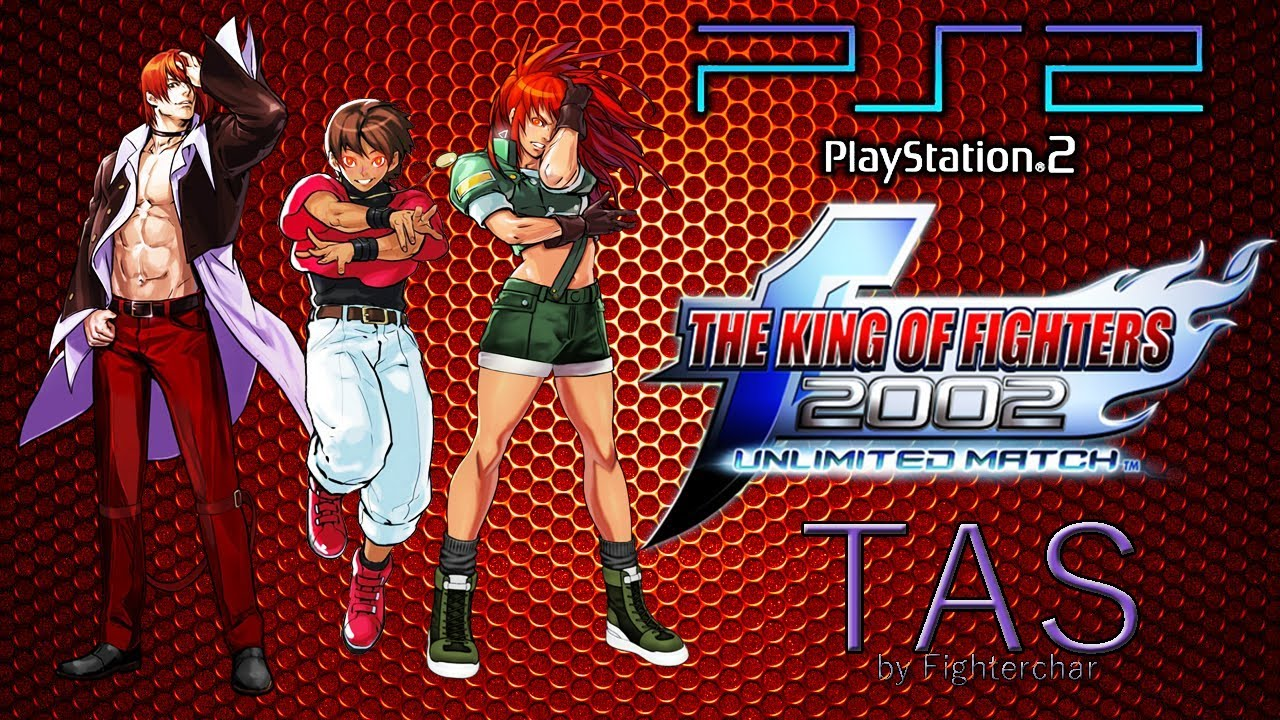 Tas Kof2002um Ps2 King Of Fighters 2002 Unlimited Match