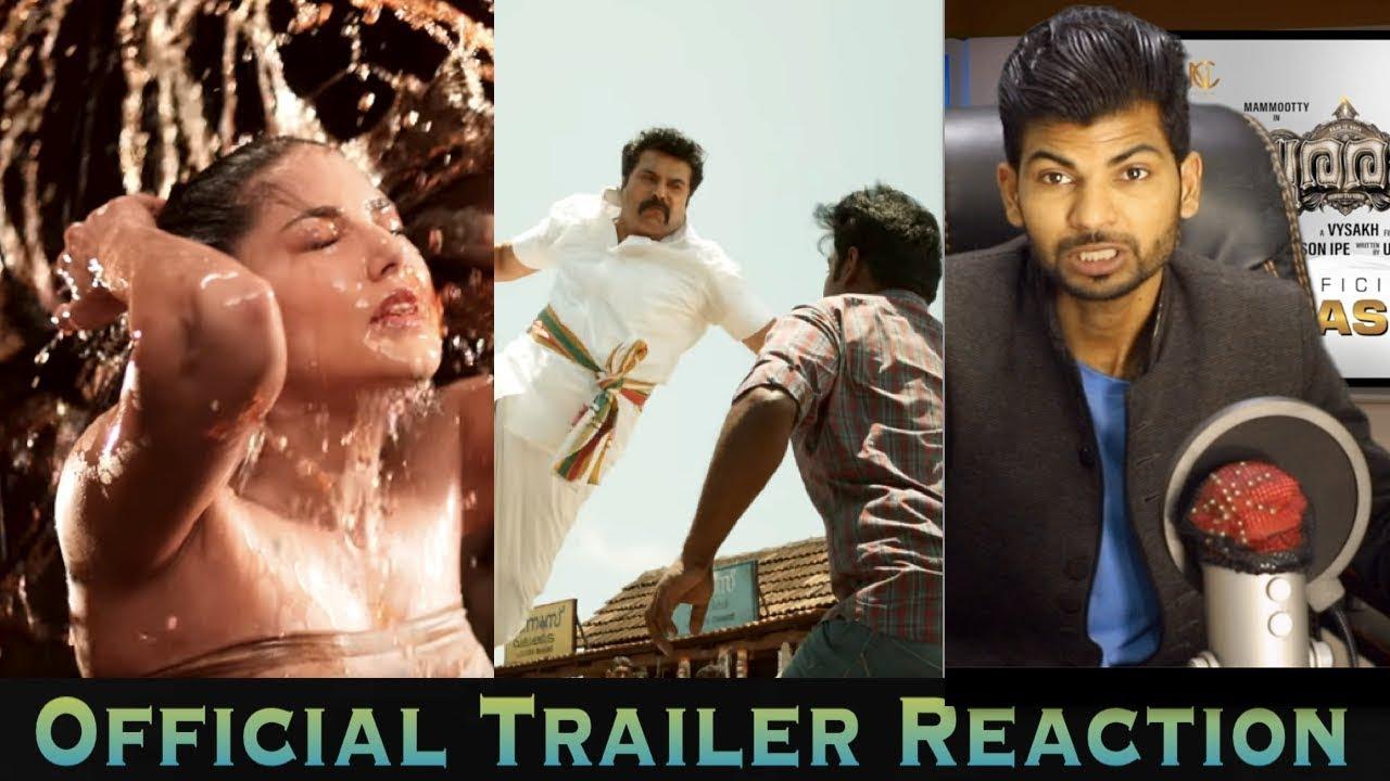 Madhura Raja Trailer Reaction | Mammootty | Vysakh | Peter Hein | Gopi  Sunder