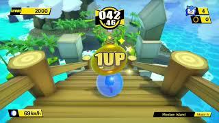 PS4《現嚐好滋味!超級猴子球》- Sonic登場
