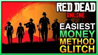 EASY Red Dead Online Money Method - Make $1000s With This Red Dead Online Money Glitch - RDR2 Glitch
