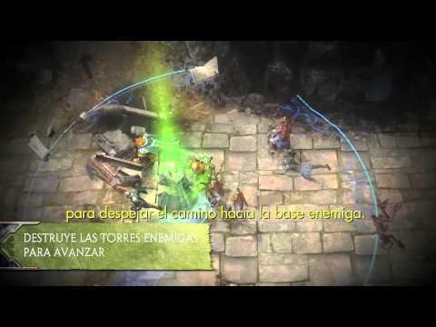 Guardianes de la Tierra Media - MOBA (Multiplayer Online Battle Arena)