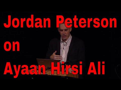 Jordan Peterson Tells Story About Ayaan Hirsi Ali