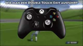 "FIFA 14 - ""DOUBLE TOUCH EXIT"" TUTORIAL!"