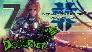 Starcraft 2 - Нова: Незримая Война | В тени врага | Часть 7 (Эксперт) (Нова: Секретная Операция)