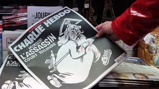 Thế Giới Nhìn Từ Vatican 07/01 – 13/01/2016: Tờ Charlie Hebdo và chủ trương bài bác mọi tôn giáo