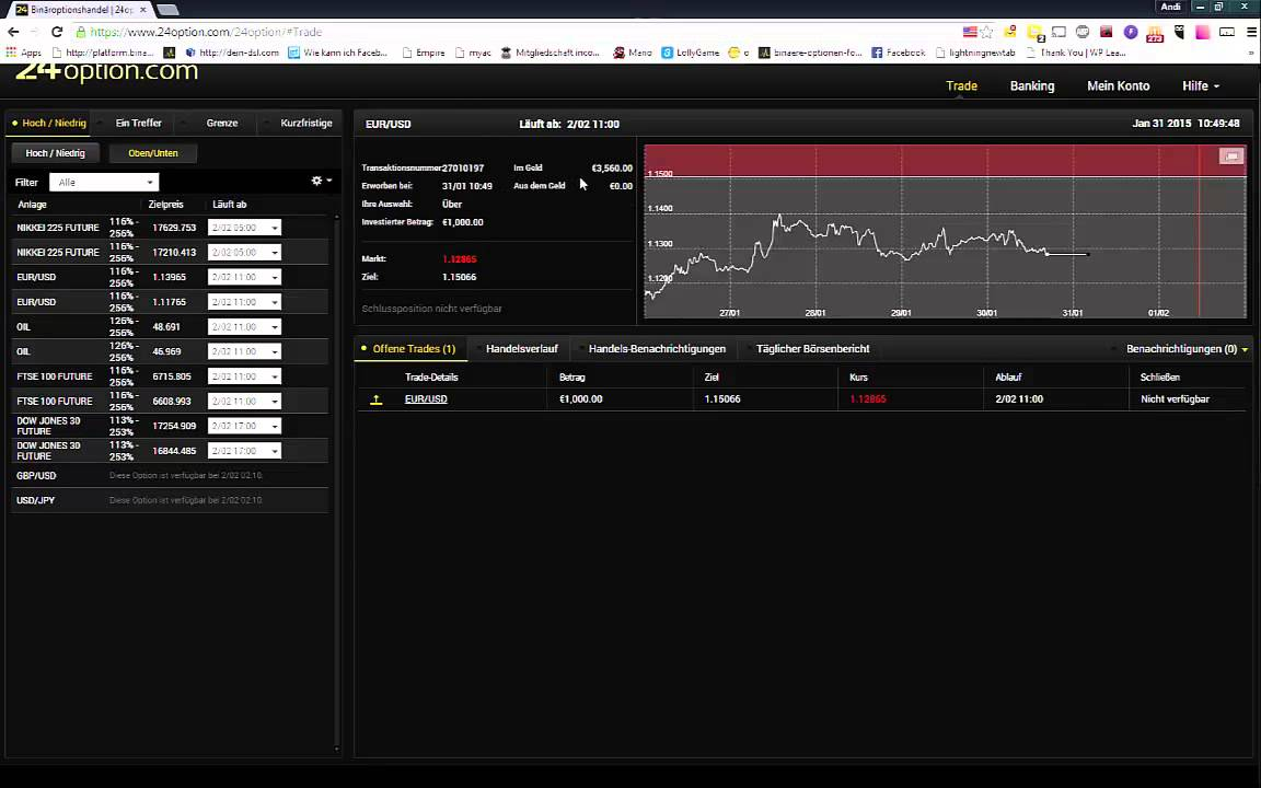 Is it illegal to trade binary options in the usa