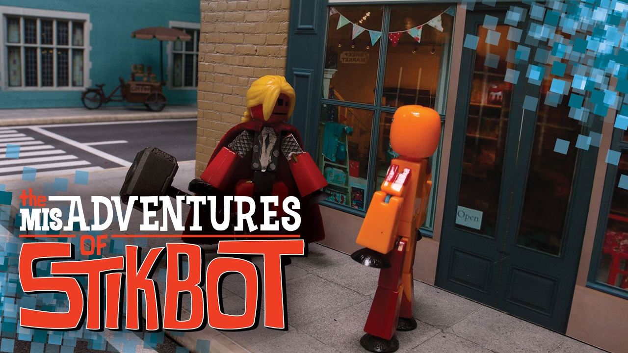 Download The MisAdventures of Stikbot 🎭 | S1 Ep. 5 (The AvengerBots)