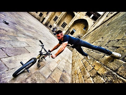 Thumbnail: Bike Parkour 2.0 - Streets of Barcelona!