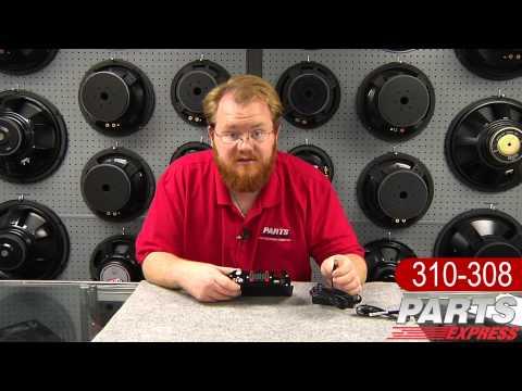 Lepai lp-168ha 2. 1 2x40w mini amplifier + 1x68w sub output.