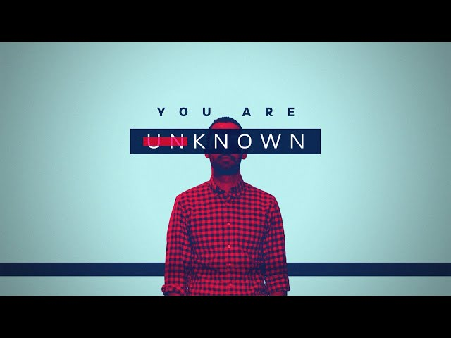 The Kingdom Series: You Are Known