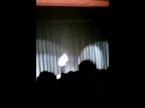 "LJ Trendz Performs ""Been The Man"" At The Northumberland High School Talent Show (Kills It!)"