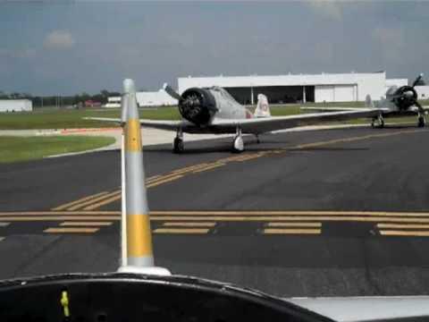 Tora Tora Tora flight at Golden Triangle Regional Airport in Columbus, MS May 14, 2010