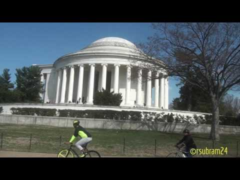 Welcome to Washington D.C.  USA