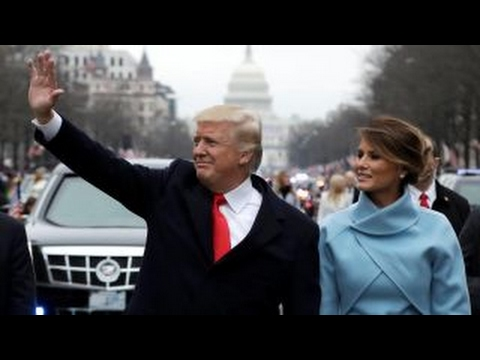 'The Five' react to the inauguration of President Trump