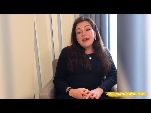 [Алла Лондон] Видео отзыв о программах Дианы Щербанской