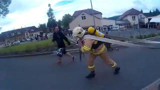 Jakub Kulhánek- Železný hasič Česká Kubice 2017 (HD)