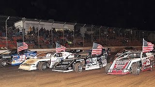 AFTERSHOCK: USMTS @ Ark-La-Tex Speedway 3/4/17