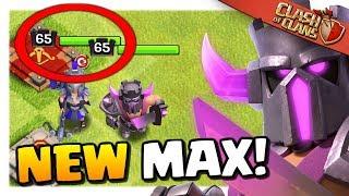 MAX GAMEPLAY! New Hero & Troop Levels - SNEAK PEEK #2 | Clash of Clans Update!