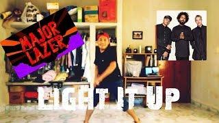 Major Lazer - Light It Up (Coreo Lik)