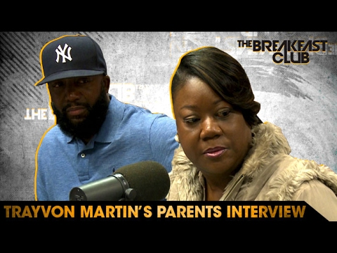 Trayvon Martin's Parents Discuss Fighting Injustice, Upholding Their Son's Legacy & 'Rest In Power'
